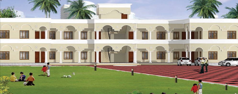 Proposed Senior Secondary Block of Mahmoodiyya English School